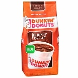 Dunkin' Donuts Ground Coffee Dunkin' Decaf
