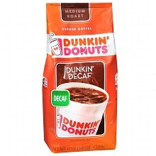 Dunkin' Decaf Ground Coffee