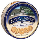 Royal Dansk Taste To Remember Danish Cookie Selection