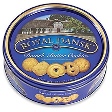 Royal Dansk Danish Butter Cookies