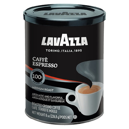 Lavazza Ground Coffee, Cafe Moulu Regular