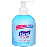 Purell Advanced Hand Sanitizer, Cup Holder Pump