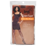 L'eggs Brown Sugar Rglr Panty Sandalfoot Ultra Ultra Sheer Pantyhose Q Coffee
