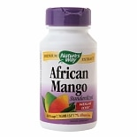 Nature's Way African Mango, Standardized, Veggie Caps