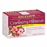 Bigelow Herb Tea Cranberry Hibiscus