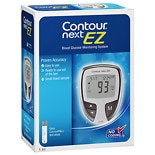 Bayer Contour Next EZ Gray