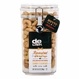 Good & Delish Roasted Jumbo Cashews with Sea Salt