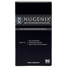 Nugenix Testosterone Booster, Capsules