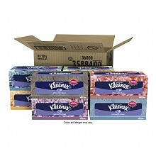Kleenex Ultra Soft Tissues, 8 Pack