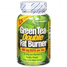Green Tea Fat Burner 600mg EGCG, Tablets