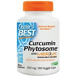 Doctor's Best Curcumin Phytosome 500 mg, Veggie Caps