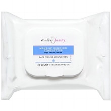 Studio 35 Make-Up Remover Cleansing Cloth Towelettes