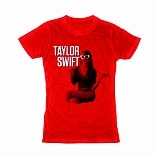 Taylor Swift Red Sitting Tee
