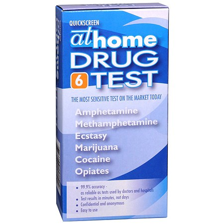 At Home Drug Test, 6 Panel
