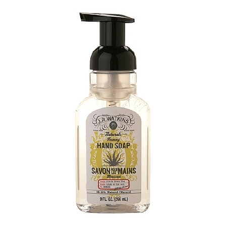 J.R. Watkins Naturals Foaming Hand Soap Aloe & Green Tea