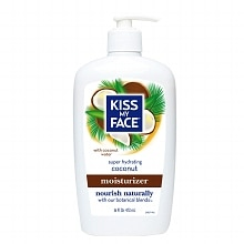 Kiss My Face Moisturizer Coconut
