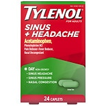 Tylenol Sinus Congestion & Pain for Adults