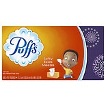 Puffs Basic Facial Tissues, Family Box1 Box (180 count) 1 Box (180 count)