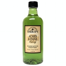 Village Naturals Therapy Aches & Pains  Relief Foaming Bath Oil & Body Wash Foaming Bath Oil & Body Wash
