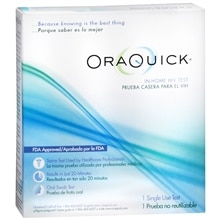 OraQuick In Home HIV Test