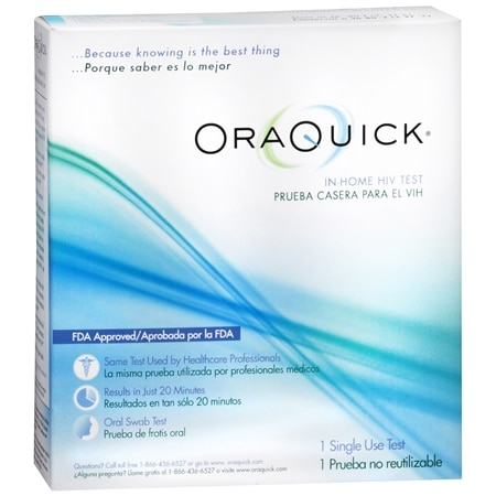 OraQuick In-Home HIV Test