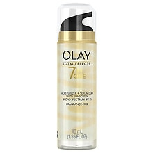 Olay Total Effects 7 in 1 Moisturizer + Serum Duo with Sunscreen Broad Spectrum SPF 15 Fragrance-Free