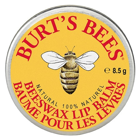 Burt's Bees Beeswax, Lip Balm with Vitamin E and Comfrey