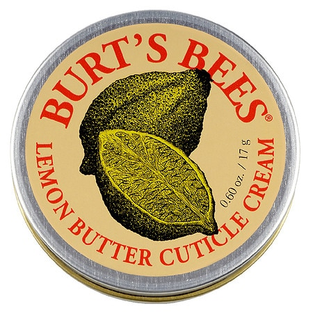Burt's Bees Lemon Butter Cuticle Creme Lemon