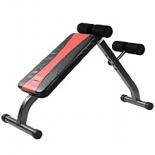 Ab Crunch & Sit-Up Bench