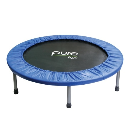 Pure Fun Mini Trampoline, 40 inch