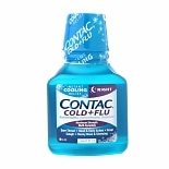 Contac Cold + Flu Maximum Strength Multi-Symptom Instant Cooling Relief, Night