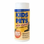 Kids'N Pets Deep Clean Carpet Powder Fresh Citrus Fresh Citrus