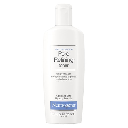 Neutrogena Pore Refining Toner, Alpha and Beta Hydroxy Formula
