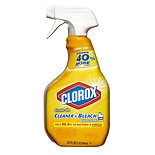 Clorox Clean-Up Cleaner with Bleach Spray Citrus Scent