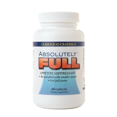 Absolute Nutrition Absolutely FULL Appetite Suppressant, Capsules