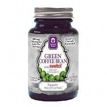 Genesis Today Green Coffee Bean with Svetol, Veggie Capsules