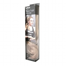 Scunci Curly Style Faux Hair Ponytail 20 inch Light Blonde