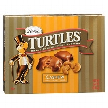 Turtles Cashew Lay Down Box