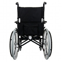Karman 18 inch 24 lbs. Ultra Lightweight Wheelchair with Elevating Legrests