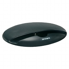 Jensen Portable Stereo Speaker System SMPS-125 Black