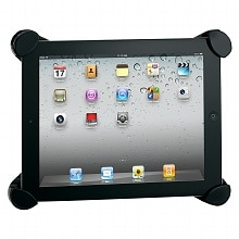 Jensen Portable Stereo Speaker for iPad SMPS-550 Black
