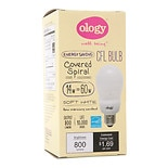 Ology CFL Bulb Soft White 14 Watt Covered Spiral