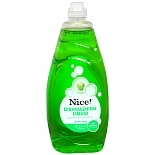Nice! Antibacterial Dishwashing LiquidGreen Apple