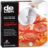 Good & Delish Classic Italian Style Frozen Pizza for One Pepperoni