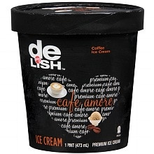 Good & Delish Premium Ice Cream Coffee