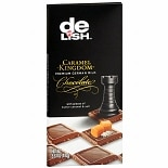 Good & Delish Premium German Milk Chocolate Bar Caramel