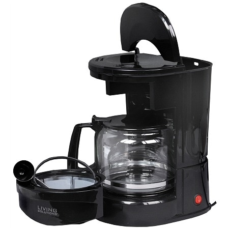Living Solutions 10 Cup Coffee Maker