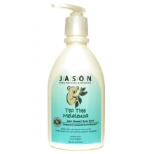 JASON Satin Shower Body Wash Tea Tree Melaleuca