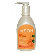 JASON Pure Natural Body Wash Glowing Apricot