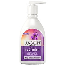 JASON Satin Shower Body Wash Calming Lavender